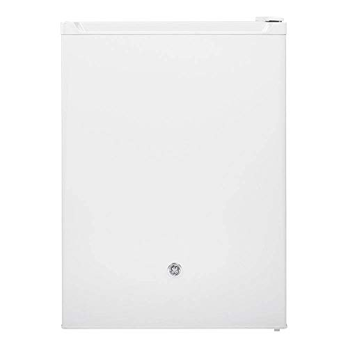 GE Appliances 5.6 Cu. Ft. Capacity Freestanding Compact Refrigerator, White