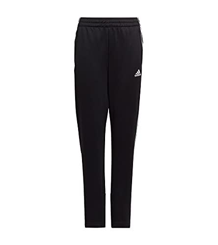 adidas, B AR 3S Pant, Pantaloni, Nero Bianco, 1112, Unisex Bambino