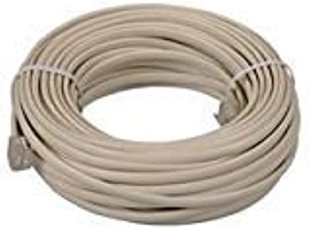 Incredible Amazon Com Oem 100 Feet Telephone Phone Extension Cord Cable Line Wiring Cloud Hisonuggs Outletorg