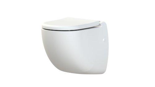 SFA 0044 Hebeanlage SaniCompact Comfort mit Wand-WC, weiß