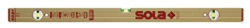 Sola Alu Rohrprofil Wasserwaage AZ3 Länge 2,0m