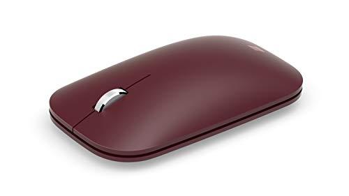 Microsoft Surface Mouse Mobile Wireless, Bordeaux