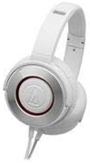 audio-technica ダイナミック密閉型ヘッドホン ホワイト ATH-WS550-WH