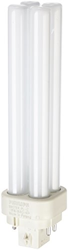 Philips Ampoule Economie d'énergie MASTER PL-C 4P, 18 Watt W / G24q-2 / 840