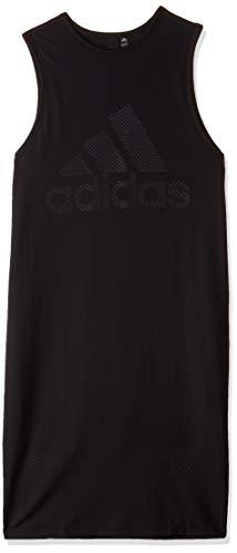 adidas Damen SID Jerseykleid schwarz L