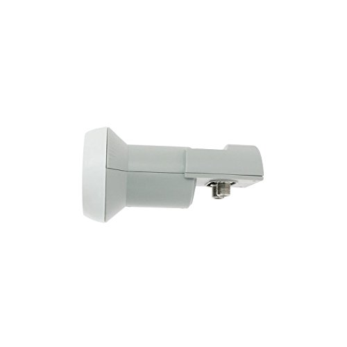 LNB Twin SEDEA 2 doble salidas independantes Tete Satellite HD Astra Hotbird
