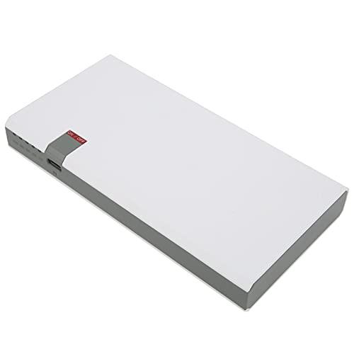 Jump Booster portátil Funciones de protección múltiple Linterna LED súper brillante, con modo flash para teléfonos móviles y computadoras portátiles