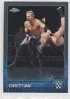 Christian (Trading Card) 2015 Topps Chrome WWE - [Base] #16
