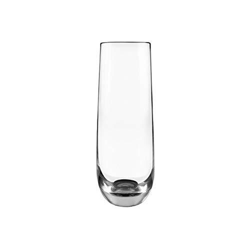 LJJJZS Copa de Vino sin Tallo Vasos para Beber Champagne Cóctel Whisky Vaso de...