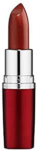 Maybelline New York Make-Up Lippenstift Moisture Extreme Lipstick Indian Red / Kräftiges Rot mit melonigem Duft, 1 x 5 g
