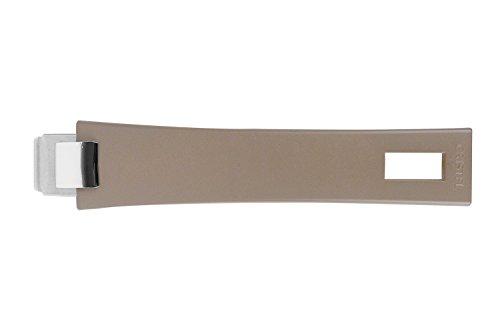 Cristel PMAT Poignée-Mutine Amovible, Résine, Plastique, Taupe, 0 cm