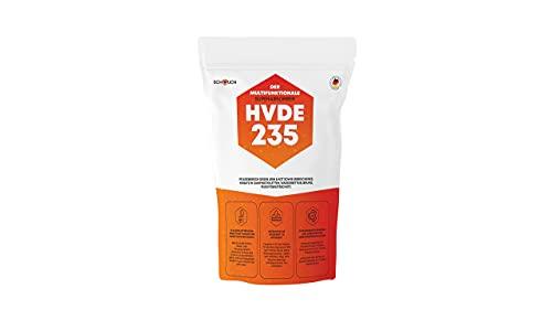 Superabsorber, Feuchtigkeitsschützer, zum Aufsaugen von Urin und Kot, Entsorgung von flüssigen Ausscheidungen, Campingtoilette (1 kg), HVDE 235 von Schauch