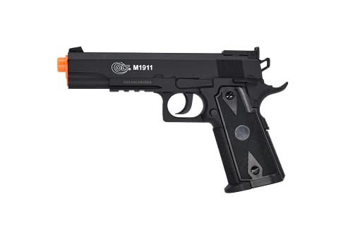 Colt Special Combat 1911 CO2 Airsoft Pistol with Hop-Up, 400-450 FPS