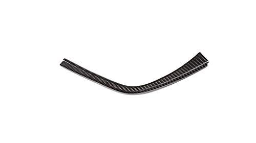 Iinger Ajuste De Fibra De Carbono Real para BMW M3 M4 F80 F82 F83 2014-2018 LHD ENGRANSAMIENTO DE Coche CHIPH L TIRTAS DE FORMAJE Accesorios (Color Name : Carbon Fiber)