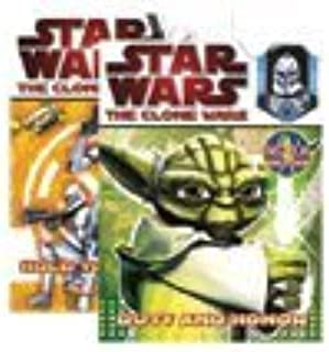 Star Wars the Clone Wars Coloring Book 2-Pack