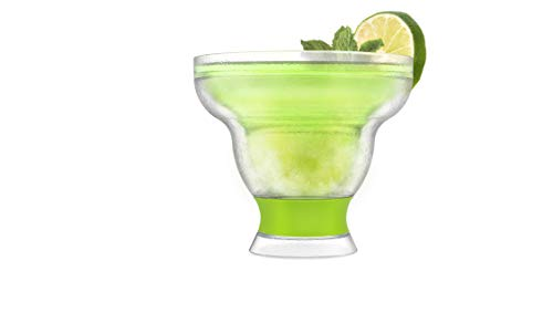 Host 1743 Glass FREEZE S - Vaso de vidrio, Margarita Glass, Juego de 2, 1