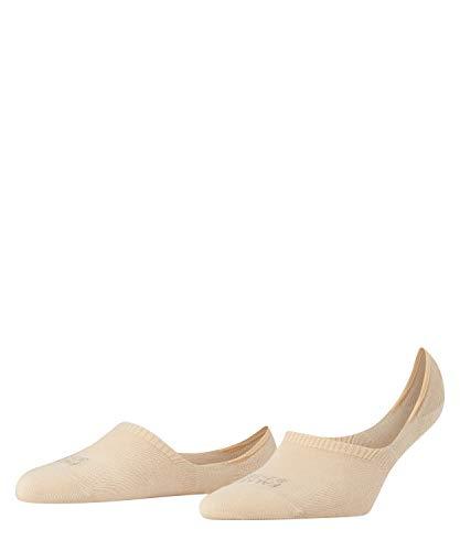 FALKE Damen Invisible Sneaker Step W IN Innensocken, Blickdicht, Beige (Cream 4019), 39-40