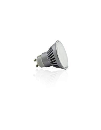 Spot LED GU10 7W grand angle éclairage 60W - Blanc Naturel 4200K
