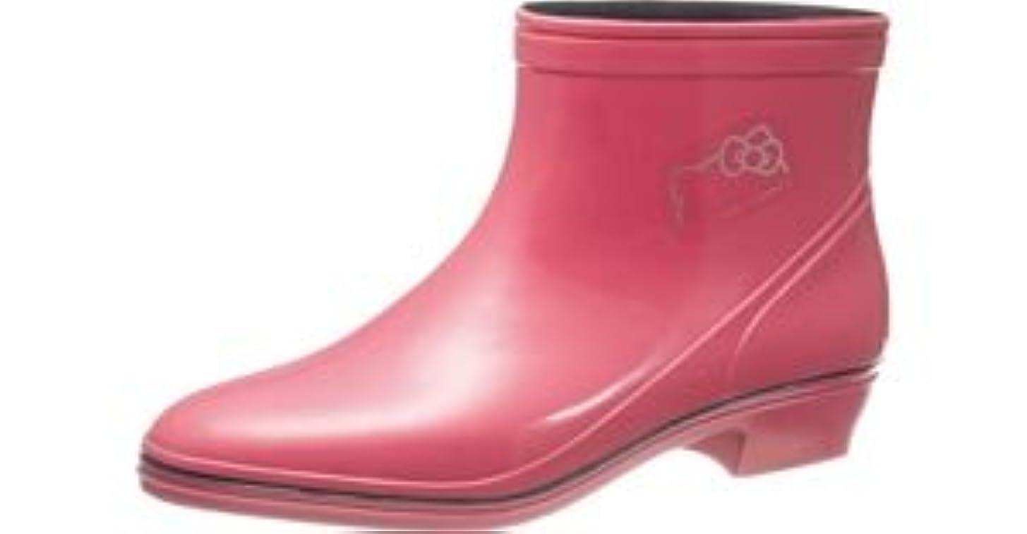 反響する炭素くつろぐアサヒ ハローキティ サイズ25.0cm 長靴 レディース お取り寄せ商品 (kh33001)