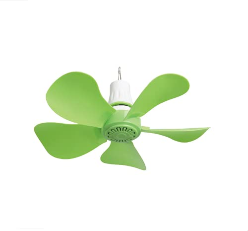 Portable 110V AC gazebo Ceiling fan(diameter 17 inch)