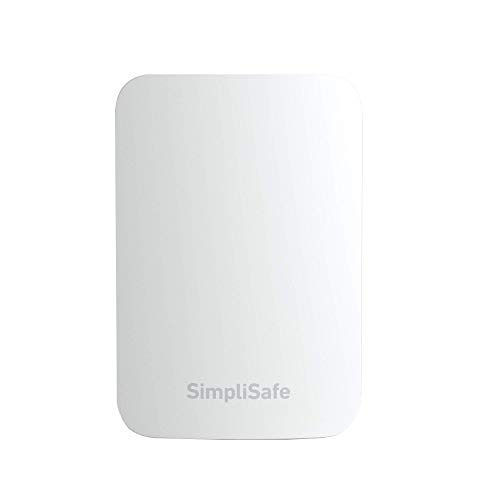 SimpliSafe Temperature Sensor - Hot/Cold Detection - Compatible with SimpliSafe Home Security System (New Gen)