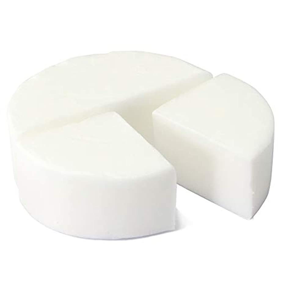 もちろんベギンギャラントリーグリセリン クリアソープ 色チップ 白 100g (MPソープ)