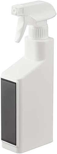 山崎実業(Yamazaki) マグネット スプレーボトル ホワイト 約W4.5XD10.5XH23cm タワー 霧状 直射 切り替えできる 5380