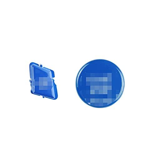 ZIHAN Feil Store Volante del automóvil M Modelo Fit para BMW 3 Series E90 E92 E93 M3 2007-2013 Accesorios de Interruptor de automóvil con Start Stop Engine Button Red (Color Name : Blue)