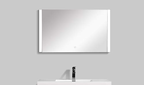 LED badkamerspiegel ENCIRO 140 x 61 cm