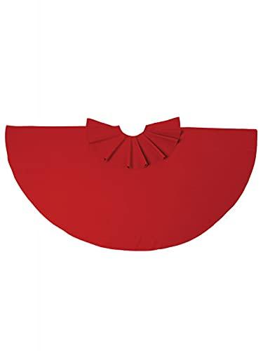 DISBACANAL Capotes de torero Rojo Adulto