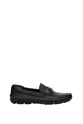 prada scarpe uomo Prada Mocassini Uomo - (2DD127NEROTORO) 43 EU