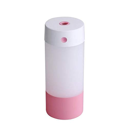 Smotly Luchtbevochtiger, diffuser voor etherische oliën, USB, 1 kop, aromatherapie, geluidsarm, voor thuis