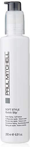 Paul Mitchell Soft Style Quick Slip Styling Cream, 6.8 Fl Oz
