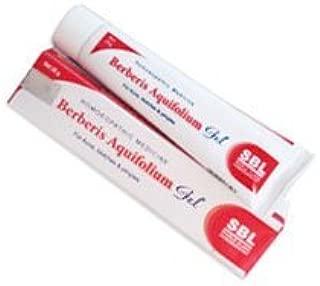 berberis aquifolium gel