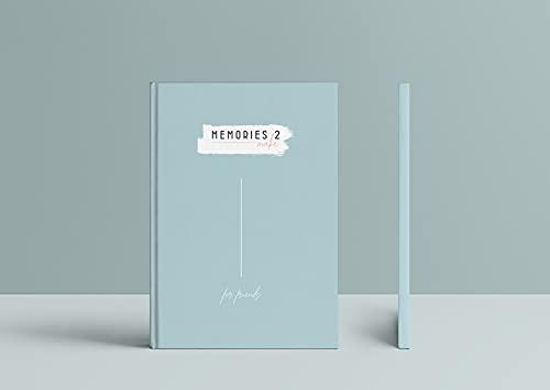 Fotoalbum für beste Fre&e - memories2make 32 einzigartige Abenteuer und Ideen hinter Rubbelfelder