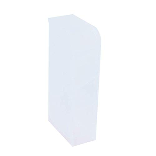 Z-SEAT Boîte de Rangement en Plastique de Bureau, boîte de Finition de Bureau, étui à débris cosmétiques, conteneur de Support de Papeterie