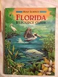 Unknown Binding Holt Science Florida Resource Guide Book