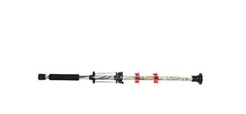 """BLUEGOBY Blowgun 24"""" .50 Cal Barren Layers Blow Dart Gun Made in USA with 10 Target Darts, 5 Spearhead(3.5in), 5 Broadhead(3.5in), 10 Stunners"""