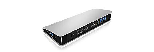 ICY BOX -   USB-C Docking