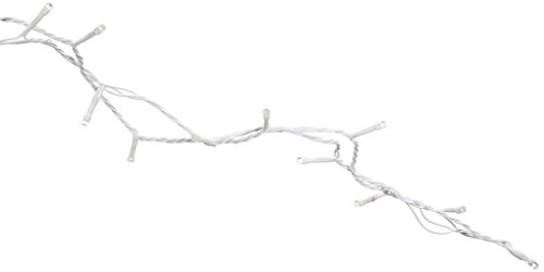 Best Season 495-18 CH A, System DecorŁańcuch LED 10 m, 100-L- Start, plastik, biały, 0,05 x 100 x 0,05 cm