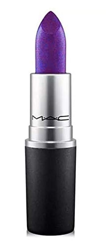 表示騙すノーブルマック MAC Lipstick - Plums Model Behaviour - clean violet with blue pearl (Frost) リップスティック [並行輸入品]