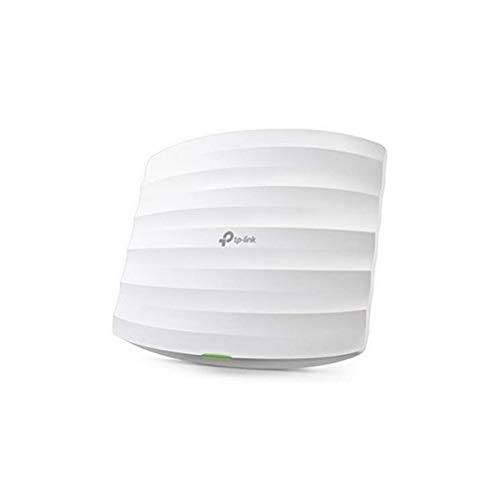 TP-Link EAP115(UK) N300 Wireless Ceiling Mount Access Point, Support PoE 802.3af and Direct Current, Easily Mount to Wall or Ceiling, Simply Managed by Free EAP Controller Software (EAP115)