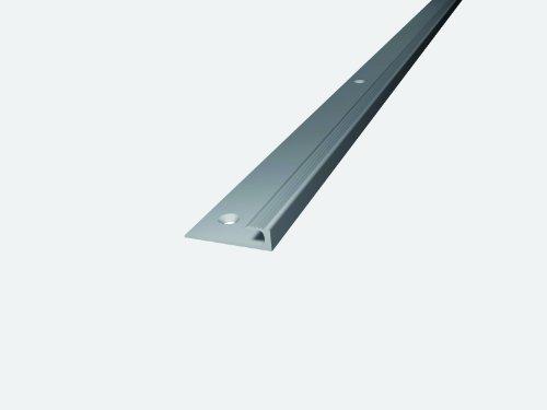 Prinz Aluminium-Abschlussprofil Nr. 143, 30x5mm, 100cm lang (silber)