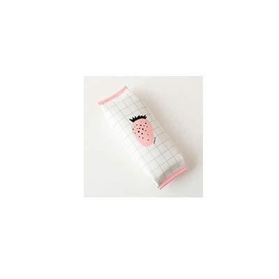 WZRY Domicile Crayon Toile Coiffe de Papeterie Stylo Sac de Papeterie Sac de Bureau Bureau Bureau Organisateur pièce Poche école Adolescence Filles (Color : 7)