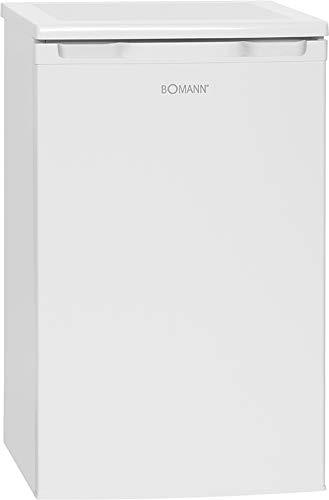 Bomann GS 7232.1 Gefrierschrank weiß / 82.5 cm Höhe / 199 kWh/Jahr / 70 Liter Nutzinhalt/Türanschlag wechselbar/weiß