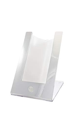 Contatto-gelette Termica con Profilo Metallo ARG.Lucido (Trasparente)