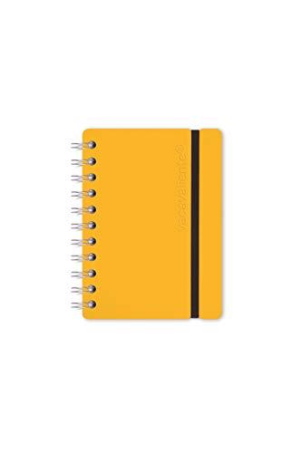 Vacavaliente Notitieboekje, Recycled Leer, A6