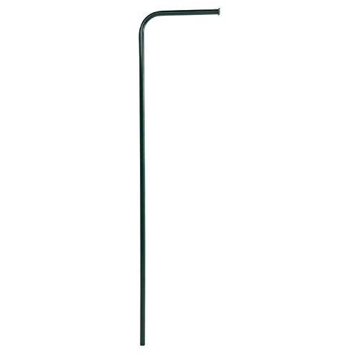Gartenwelt Riegelsberger Metallrutschstange GRÜN 250 cm, Ø 32mm, Feuerwehrstange, Rutschstange
