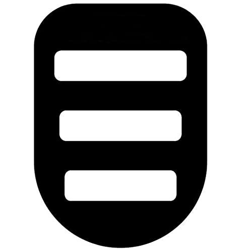 Lnrueg Porta Fazzoletti da Taschino Porta Fazzoletti alla Moda Leggero alla Moda con Organizer per Fazzoletti da 2 Pezzi alla Moda
