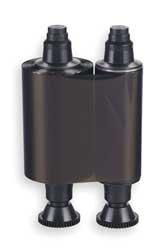 OFFERTA BLACK FRIDAY! Pack 5 unità - Evolis R2011 carte in PVC nastro della stampante (1000 carte, Evolis Pebble 4   Dualys 3   Quantum, colore nero)